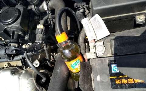 菲亚特菲翔DIY 自己动手换变速箱和换液压油