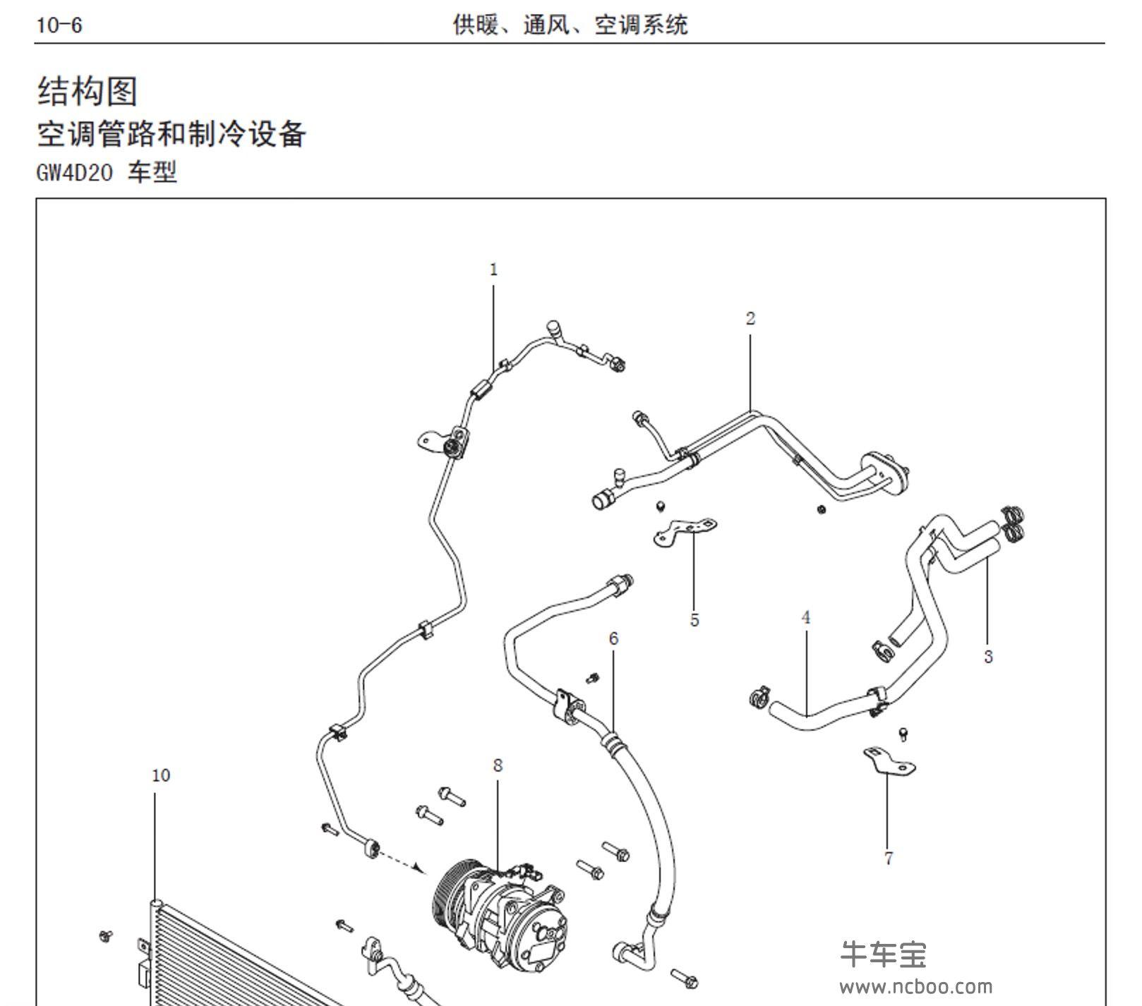 2016-2018款长城哈弗H6运动版原厂维修手册和电路图