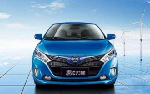 2017-2018款比亚迪秦EV300(新能源)电动原厂电路图手册下载