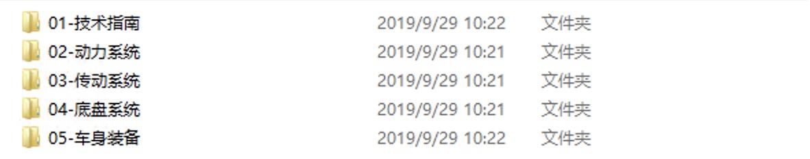 2017-2019款上汽大通V80原厂维修手册和电路图资料下载