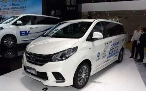 2016-2019款上汽大通G10原厂维修手册和电路图(含故障码)下载