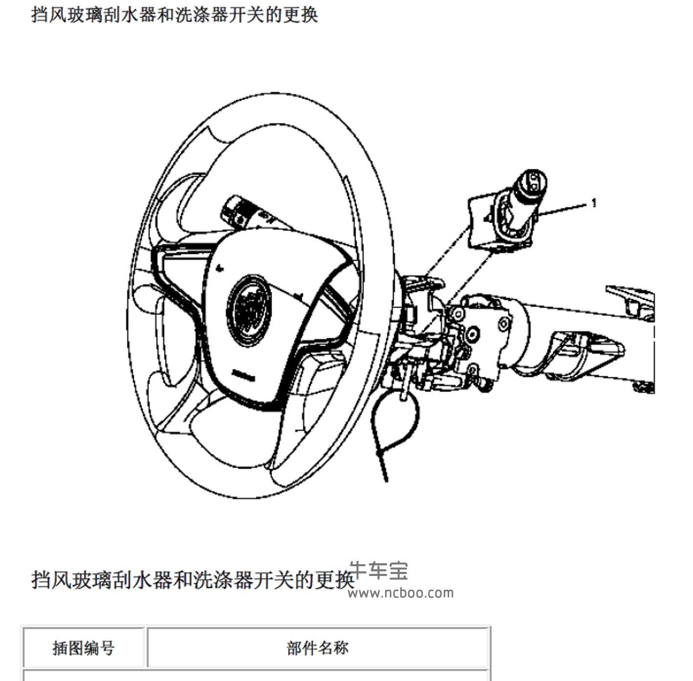2016-2017款别克GL8(豪华版)原厂维修手册和电路图下载