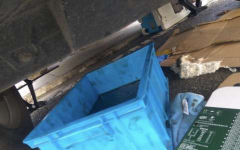 荣威RX5自己动手保养更换机油机滤详细过程
