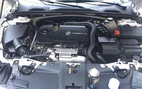 别克君威20T自己动手更换空气、空调滤芯详细过程