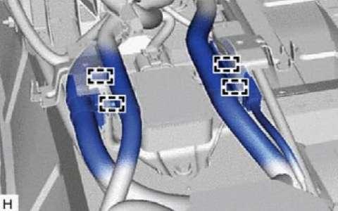 丰田皇冠制动控制 动态控制系统维修手册和线路图
