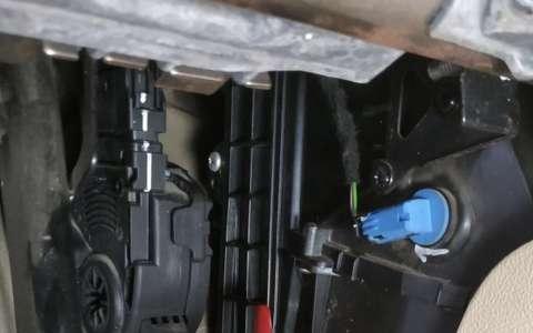 福特麦柯斯S一MAX2.3 自己动手更换空调滤芯详细过程