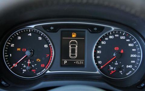 汽车仪表盘故障灯图解 汽车仪表盘指示灯各代表什么意思